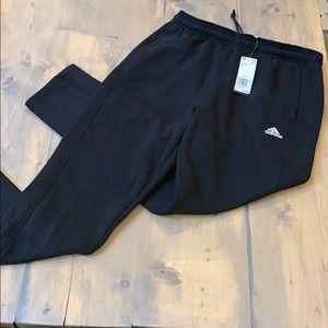 NWT adidas ULT ankle crop sweatpants size L